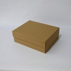 Коробка картонная 335 х 260 х 120 мм, самосборная