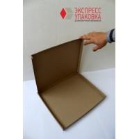 Коробка картонная 360 х 310 х 20 мм, самосборная
