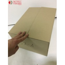 Коробка картонная 380 х 280 х 215 мм