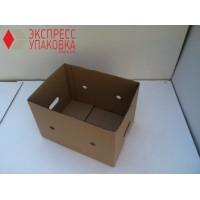 Коробка картонная 380 * 280 * 260 мм, крышка + дно