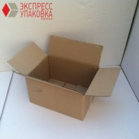 Коробка картонная 380 х 185 х 195 мм