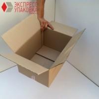 Коробка картонная 400 * 200 * 215 мм