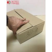 Коробка картонная 400 * 230 * 115 мм