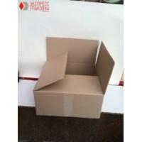 Коробка картонная 400 х 400 х 180 мм