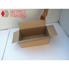 Коробка картонная 400 х 265 х 148 мм