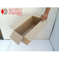 Коробка картонная 380 х 285 х 237 мм