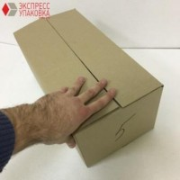 Коробка картонная 405 х 205 х 170 мм