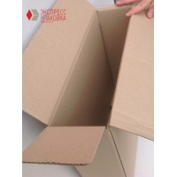 Коробка картонная 235 х 95 х 380 мм