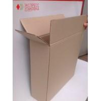 Коробка картонная 410 х 120 х 410 мм