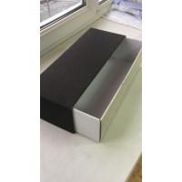 Коробка картонная 410 х 150 х 110 мм, самосборная