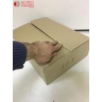 Коробка картонная 410 х 295 х 120 мм