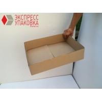 Коробка картонная 420 * 330 * 95 мм, крышка+дно