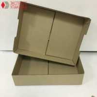 Коробка картонная 425 * 320 * 100 мм, крышка+дно