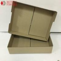 Коробка картонная 320 х 425 х 95 мм, крышка+дно