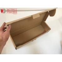 Коробка картонная 400 х 165 х 85 мм, самосборная