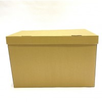 Коробка картонная 535 х 295 х 345 мм, архивная