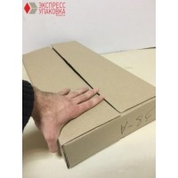 Коробка картонная 570 х 280 х 80 мм