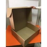 Коробка картонная 600 * 500 * 200 мм, самосборная