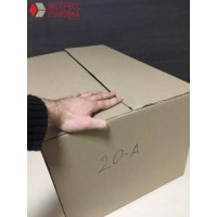 Коробка картонная 615 х 410 х 340 мм