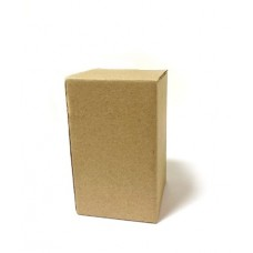 Коробка картонная 70 х 70 х 115 мм, самосборная