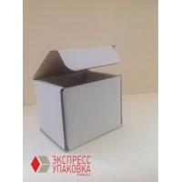 Коробка картонная 85 х 75 х 75 мм, самосборная