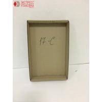Лоток картонный 240 * 370 * 50 мм