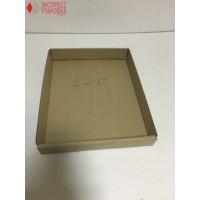 Лоток картонный 385 х 310 х 50 мм