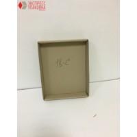 Лоток картонный 345 х 275 х 50 мм