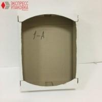 Лоток картонный 380 х 280 х 90 мм