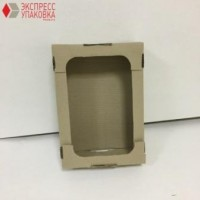 Лоток картонный 400 х 275 х 110 мм