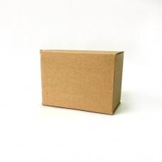 Коробка картонная 100 х 60 х 80 мм, самосборная
