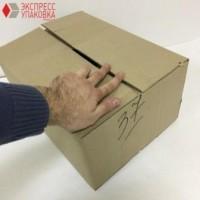 Коробка картонная 380 х 285 х 190 мм