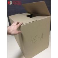 Коробка картонная 570 * 380 * 475 мм
