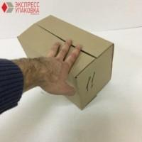 Коробка картонная 255 х 135 х 160 мм
