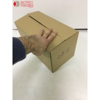 Коробка картонная 350 х 190 х 190 мм