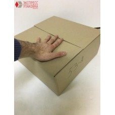 Коробка картонная 345 х 345 х 140 мм
