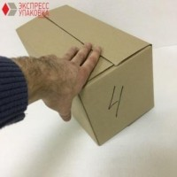 Коробка картонная 355 х 170 х 185 мм