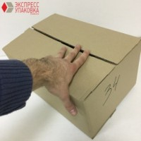 Коробка картонная 360 * 250 * 200 мм