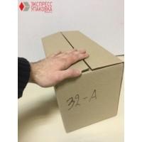 Коробка картонная 370 * 190 * 225 мм