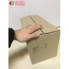 Коробка картонная 370 х 190 х 225 мм