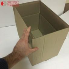 Коробка картонная 370 х 240 х 220 мм