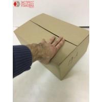 Коробка картонная 380 х 255 х 160 мм