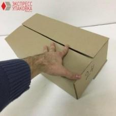 Коробка картонная 385 х 210 х 130 мм