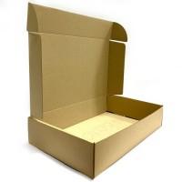 Коробка картонная 430 х 275 х 85 мм, самосборная