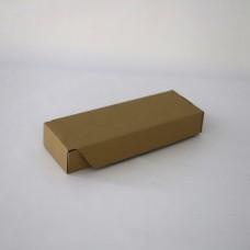 Коробка картонная 80 х 240 х 40 мм, самосборная