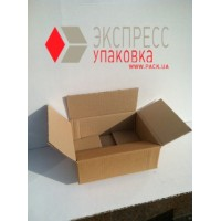 Коробка картонная 280 х 220 х 100 мм