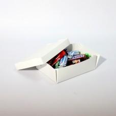 Коробка для еды 150 х 100 х 50 мм, крышка+дно