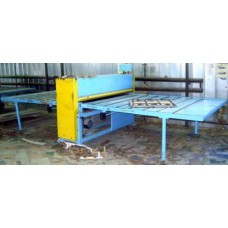 Пресс ролевый РП-1800 (полуавтомат)