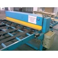 Пресс ролевый вырубной РП-1800 (ременной)