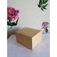 Коробка подарочная 115 х 95 х 60 мм, самосборная